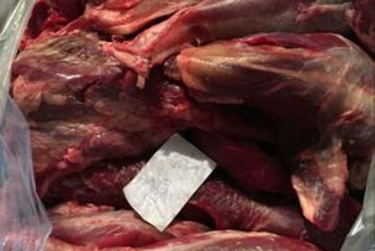 新疆熟牛肉